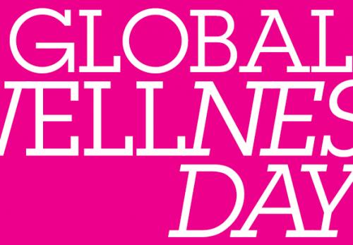 みんなで健康に『 Global Wellness Day』 に参加します